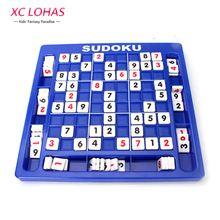 Número Cubo Jogo de Sudoku Sudoku Puzzles para Crianças Adulto Jogo De Mesa Crianças Aprendendo Matemática Brinquedos Jigsaw Puzzle Brinquedos Educativos(China (Mainland))