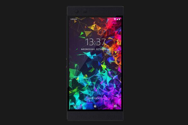 Razer Phone 2 With 5 7 Inch Ultramotion Igzo Display Vapor