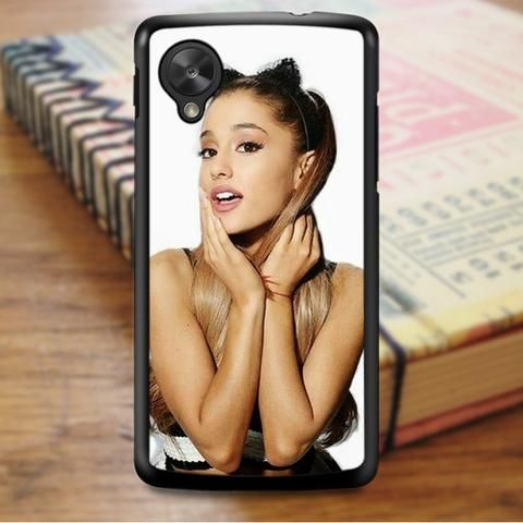 Ariana Grande Singer Nexus 5 Case