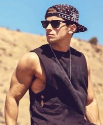 Jake Miller, he is SO fine