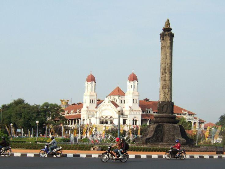 Wisata Alam Jawa Tengah : Purwokerto