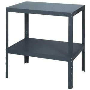36 in. W x 24 in. D Work Table-WT243630 at The Home Depot: Work Tables Wt182430, Edsal 36, Height Work, Work Tablewt243630, 36 H Work, 36H Work, Work Tablewt182430, Work Tables Wt243630, Edsal 24 W