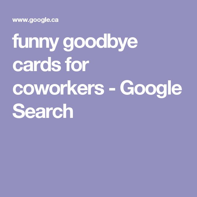 10 best ideas about Goodbye Cards on Pinterest | Cute miss ...