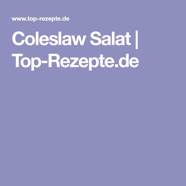 Coleslaw Salat | Top-Rezepte.de
