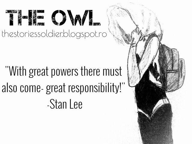 The Owl: The first comic book i read and what i'm planning ...