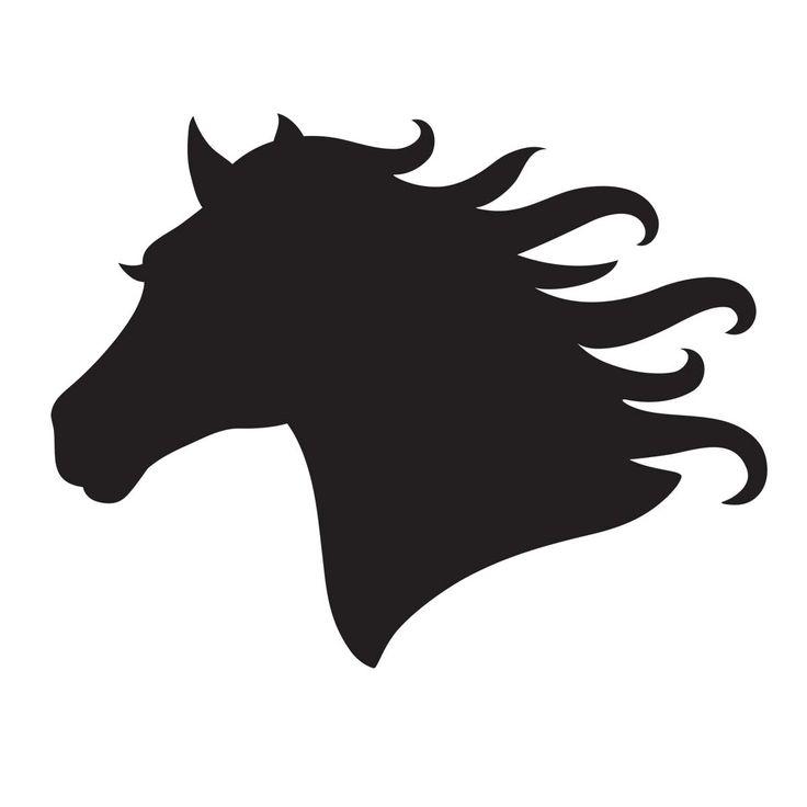paardenhoofd stencil