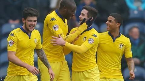 Blackburn Rovers 1-2 Leeds United