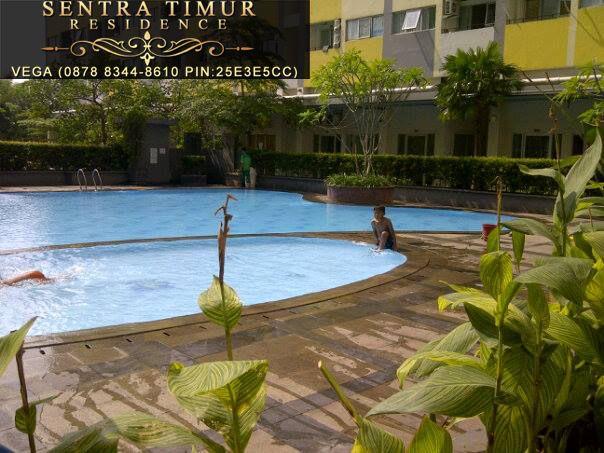 Jual Apartemen Murah Jakarta Timur. Fasilitas kolam renang apartemen Sentra Timur Residence yang rindang dengan fasilitas dining tables membuat pool dinner semakin semarak  http://sentratimur.vegaaminkusumo.com  #sentratimur #apartemen_murah #sentra_timur #sentra_timur_residence #apartemen  #pool #swimming_pool #kolam_renang #kolam #pool_dinner