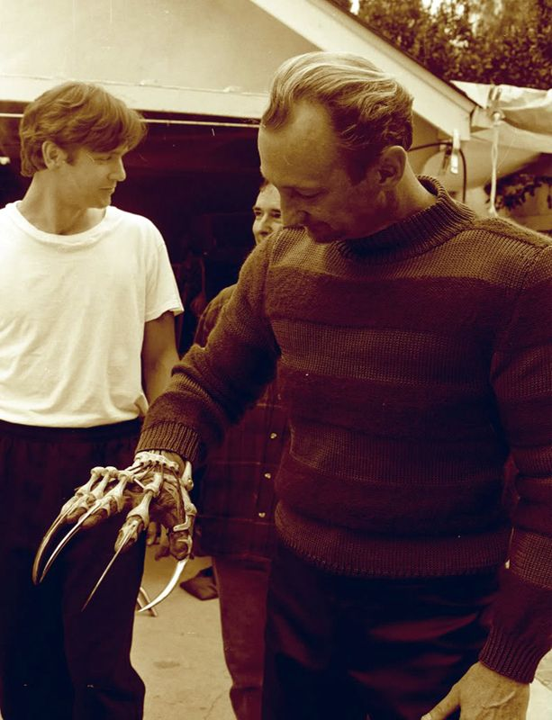 Behind the Scenes of Wes Craven's New Nightmare