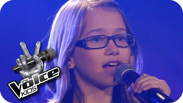 Whitney Houston - I will Always Love You (Laura) | The Voice Kids 2013 |...