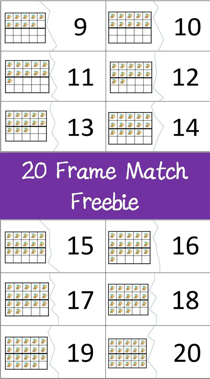A fun and free way to give your students more practice with teen numbers and the basics of place value.