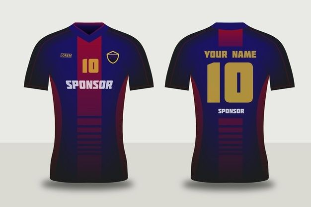 Download Premium Vector Specification Soccer Sport Esports Gaming T Shirt Jersey Template Uniform Illustration Soccer Sports Tshirt Designs Soccer Jersey