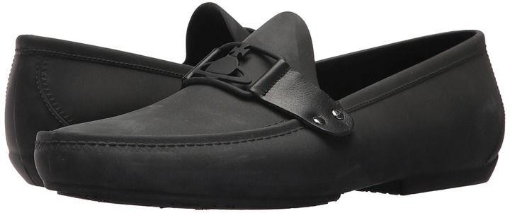 Vivienne Westwood - Frame Orb Mocassin Men's Moccasin Shoes