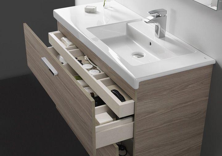 Roca - Prisma . Prisma | Soluciones lavabo y mueble | Colecciones | Roca