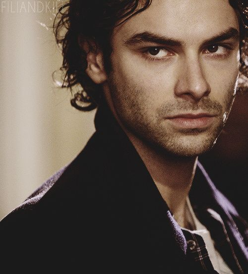 Aidan Turner: can we just take a minute to appreciate the fact that he looks hot like this then....