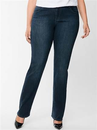 Our jeans make an appearance on Today.com's list of Cute (and cheap!) plus-size jeans! #LaneBryant