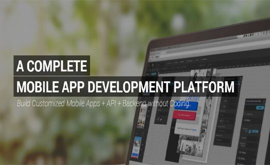 Mobile app development platform – Build mobile apps using developer tools available for iOS, iPhone and others. This mobile application development platform has tools with drag-and-drop features like convert .psd file designed to mobile screen design by using Configure.IT tool. Explore and get free trial.