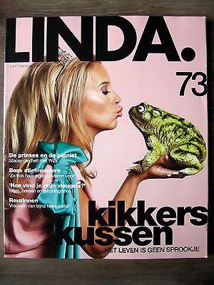 LINDA.73 9/2010 Wibi Soerjadi, Noortje Herlaar, Hans Ubbink, Stacey Rookhuizen