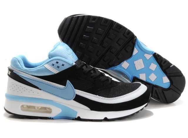 https://www.sportskorbilligt.se/  1767 : Nike Air Max Classic Bw Herr Light Svart Blå Vit SE031643lDqLh