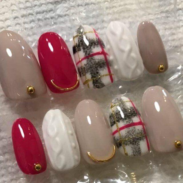 冬/デート/女子会/クリスマス/ハンド - abe✨のネイルデザイン[No.2686264]|ネイルブック