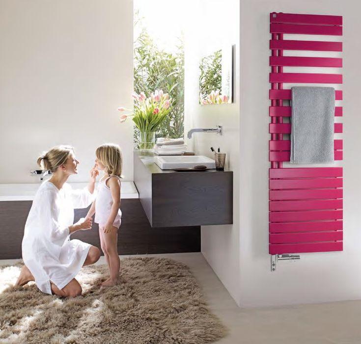 Asymetrické radiátory