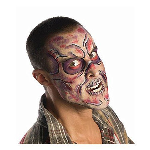 [Halloween Batman Makeup] Fancy Face Paint Color Halloween Makeup Kit >>> Read more at the image link. (This is an affiliate link) #HalloweenBatmanMakeup