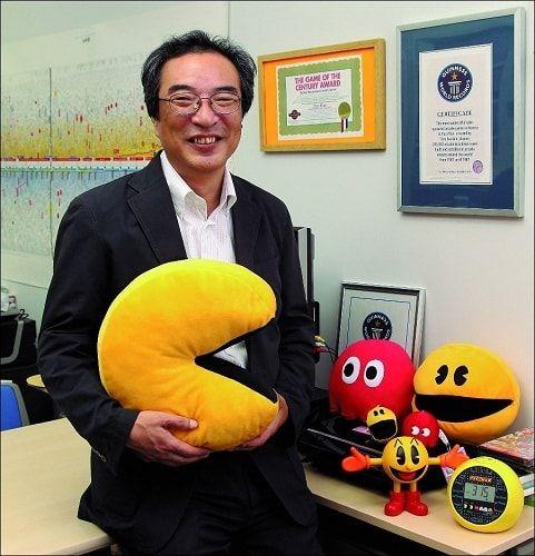 Toru Iwatani - Creador de Pac-Man https://admiringyou.org/toru-iwatani-creador-de-pac-man/