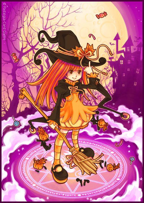 Pumpkin dance 2 by shizero