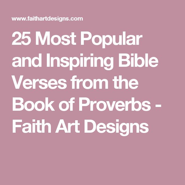 Book Of Proverbs Quotes: 1000+ Ideas About Popular Bible Verses On Pinterest