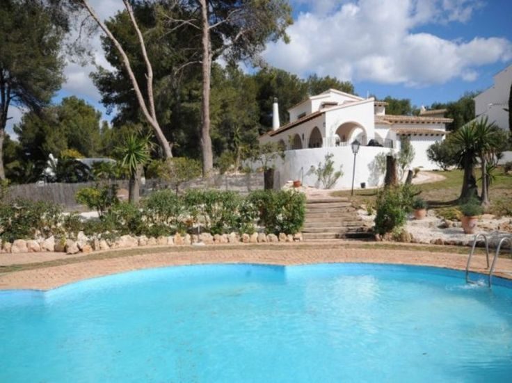 Luxury Villas In Moraira
