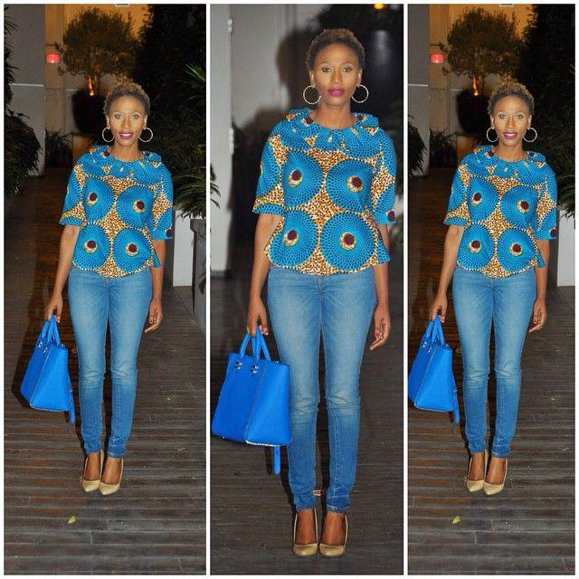 189 Best Chic Ankara Kitenge Images On Pinterest African