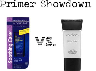 Beauty Buzz | Monistat Chafing Cream as a Foundation Primer?