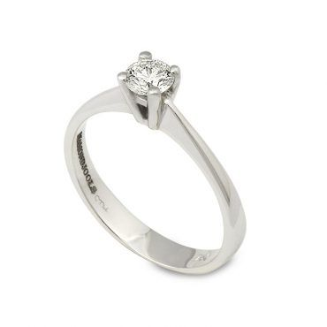 DIAMONDJOOLS μονόπετρο δαχτυλίδι λευκόχρυσο Κ18 με διαμάντι με διεθνές πιστοποιητικό HRD   Μονόπετρα δαχτυλίδια ΤΣΑΛΔΑΡΗΣ στο Χαλάνδρι #brilliant #διαμάντι #μονόπετρο #δαχτυλίδι #λευκοχρυσο #monopetro