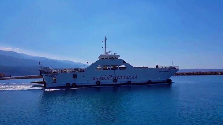 Insel Rab Kroatien 20.04.2016