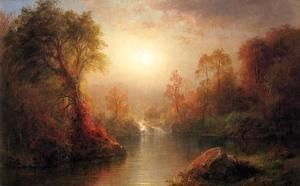 Autumn  Frederic Edwin Church