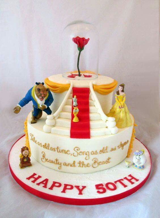 30 best Beauty and the beast party theme images on Pinterest