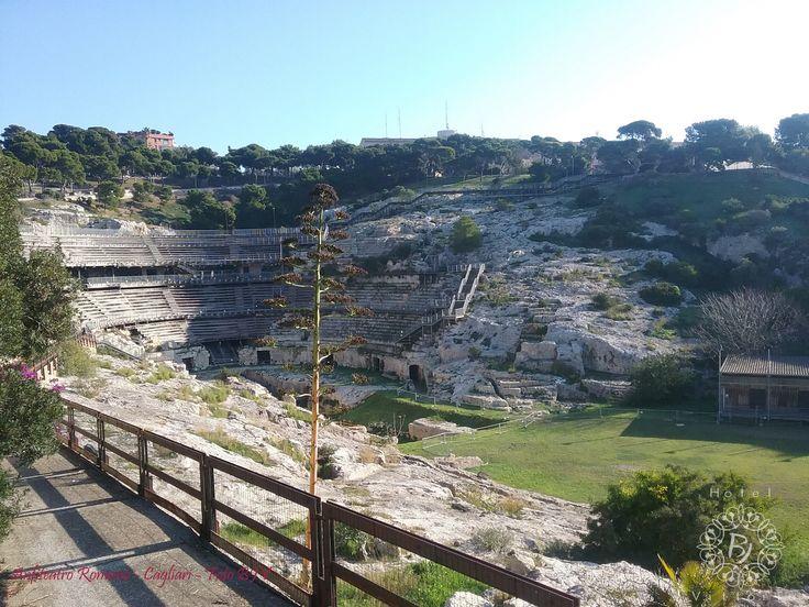 http://www.hotelbjvittoria.it #anfiteatroromano #panorama #Cagliari #Sardegna