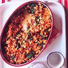 Een heerlijk recept: Texaanse ovenschotel met witte bonen en spinazie