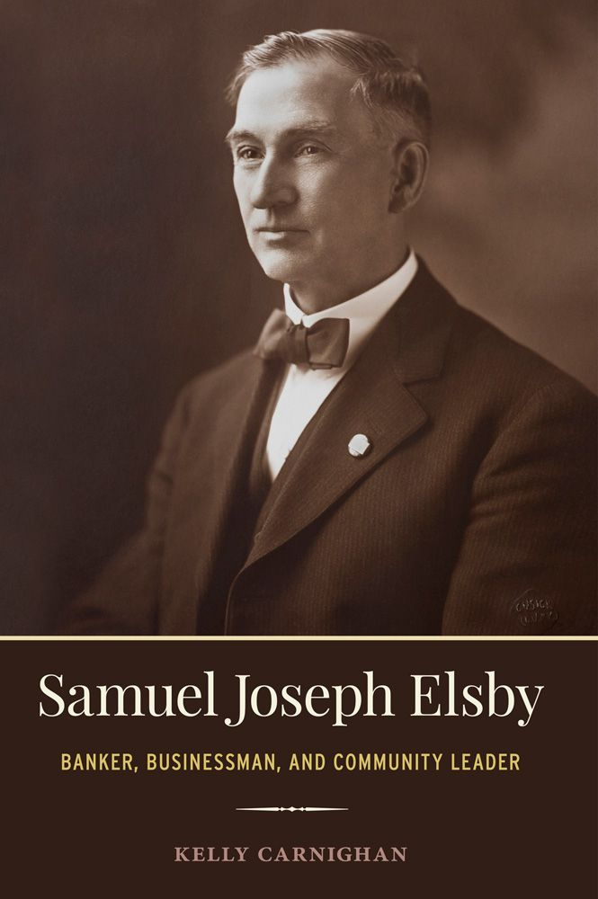 Samuel Joseph Elsby: Banker, Businessman, and Community Leader. The Elsby, built in 1916 on the corner of Pearl and State Streets, was New Albany, Indiana's first high-rise office complex. It was a testimonial to the art of ingenuity and innovation, incorporating the most modern conveniences available at the time. But who was this man, Samuel J. Elsby, who built it? This book dives into the history of both the man and his crowning achievement.