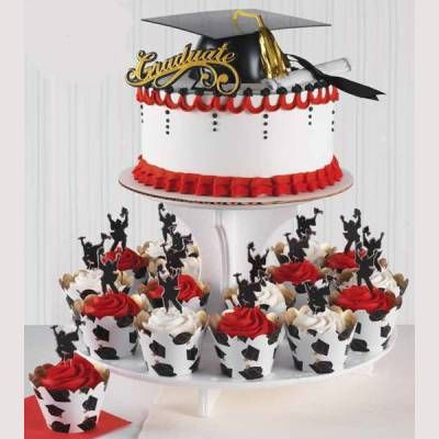 Hyvee Cakes Graduation