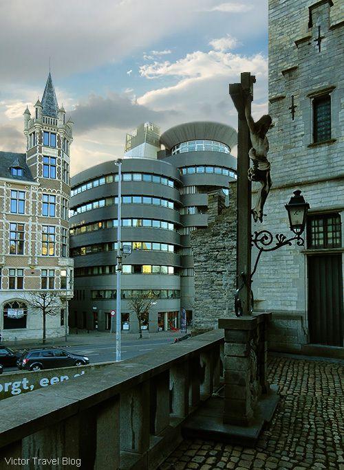 Antwerp, Belgium.  https://victortravelblog.com/2014/11/19/belgium-antwerp-rubens-churches-diamonds/