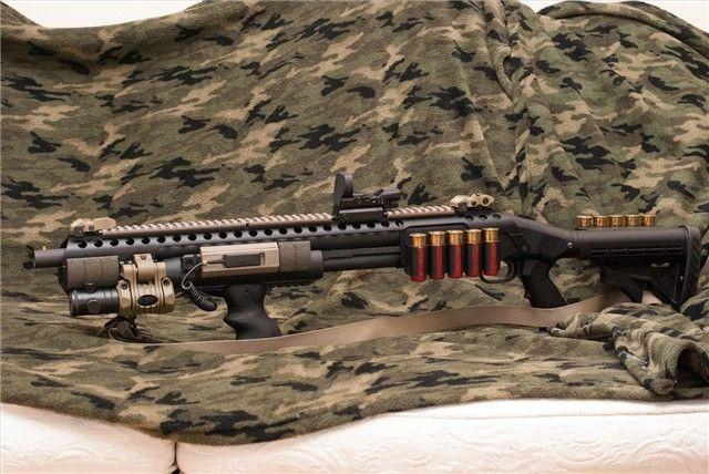 Custom Mossberg 500