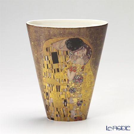 Klimt-style vase