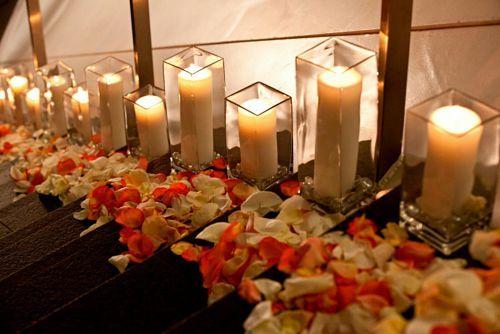 meno di una settimana a San Valentino! Create l'atmosfera per una serata da ricordare!