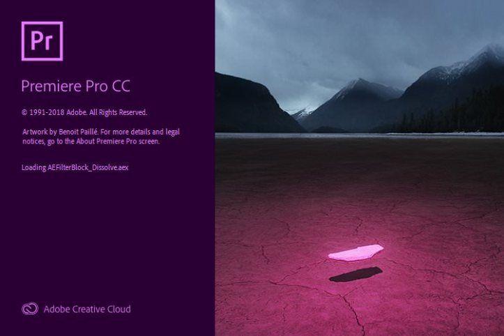 ادوبي بريمير 2019 للماك احدث اصدار Adobe Premiere Pro Cc 2019 13 0