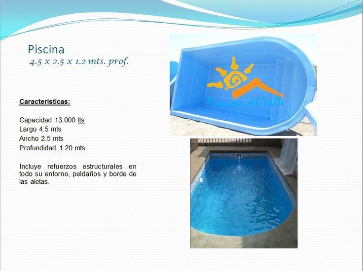 Las 25 mejores ideas sobre piscinas fibra de vidrio en for Piscina fibra precio