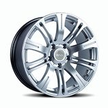 "RIVA MVR in Silver Specification: Size: 18"" x Width:8.0J, 8.5J Fitment: 5 stud only  PRICE, SET OF 4 £432"