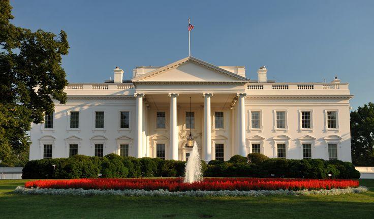 #286 ❘ The White House, 1600, Pennsylvania avenue NW à Washington ❘ 1792-1800