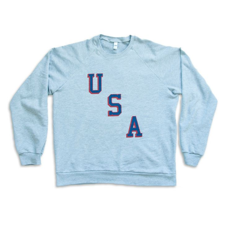 Flyover Press 1960 USA Olympic Sweatshirt