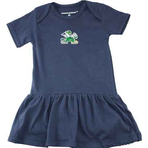 Notre Dame Irish Skirted Dress